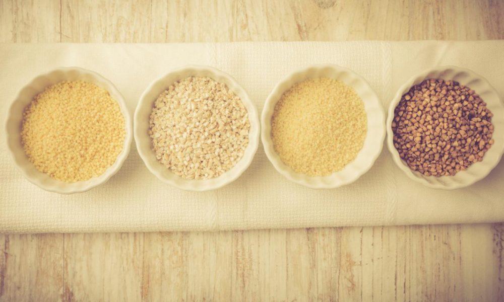 dietetyczne dania z kaszą jaglaną